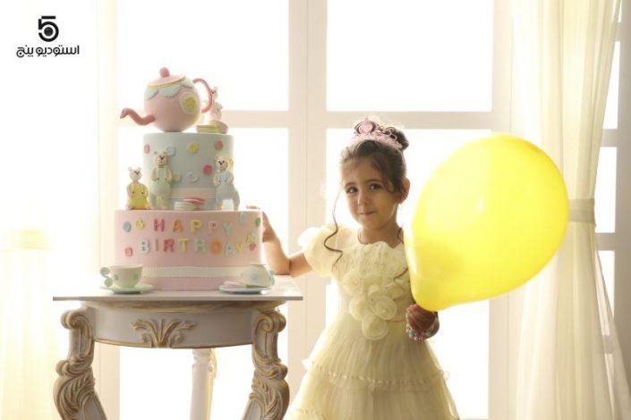عکاسی تولد